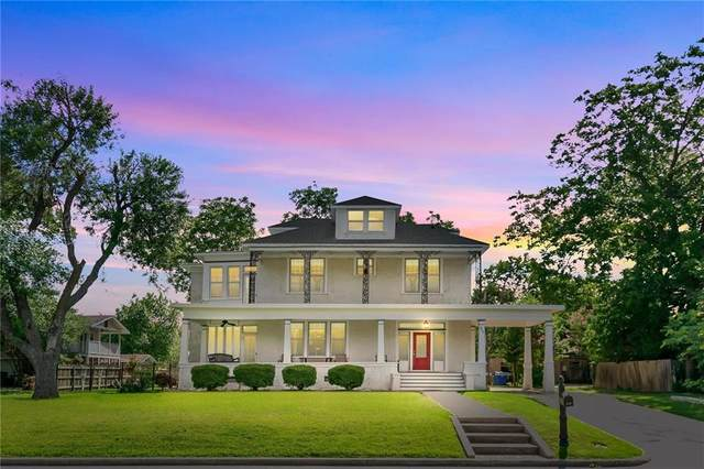 917 Davis St, Taylor, TX 76574 (#9009744) :: Papasan Real Estate Team @ Keller Williams Realty