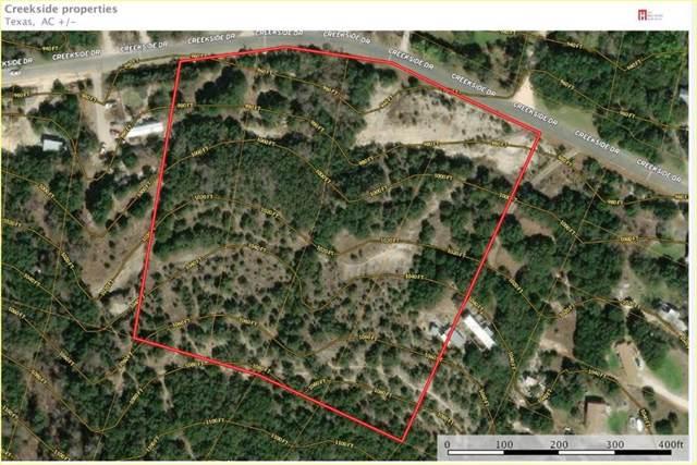 21205 Creekside Dr, Leander, TX 78641 (#9010537) :: The Heyl Group at Keller Williams