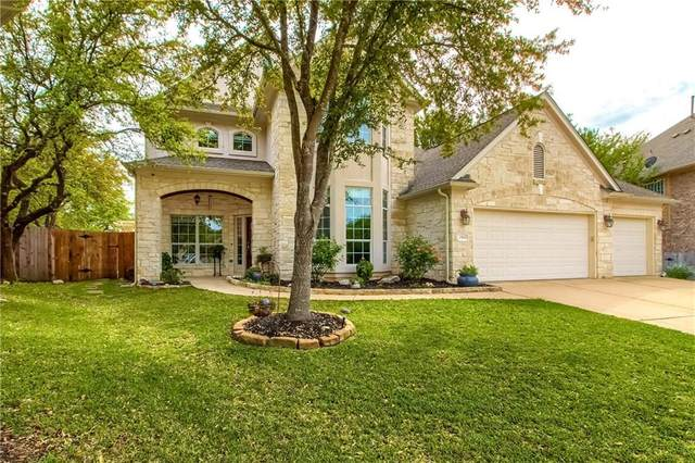 2501 Greer Dr, Cedar Park, TX 78613 (#9010631) :: RE/MAX Capital City