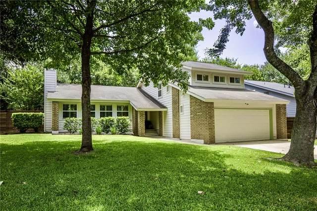 5907 Camino Seco, Austin, TX 78731 (#9011066) :: Papasan Real Estate Team @ Keller Williams Realty