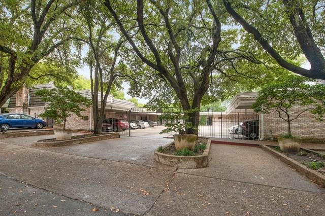 2704 San Pedro St #14, Austin, TX 78705 (#9011606) :: R3 Marketing Group