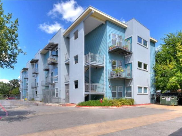 2931 E 12th St #105, Austin, TX 78702 (#9011724) :: Ben Kinney Real Estate Team