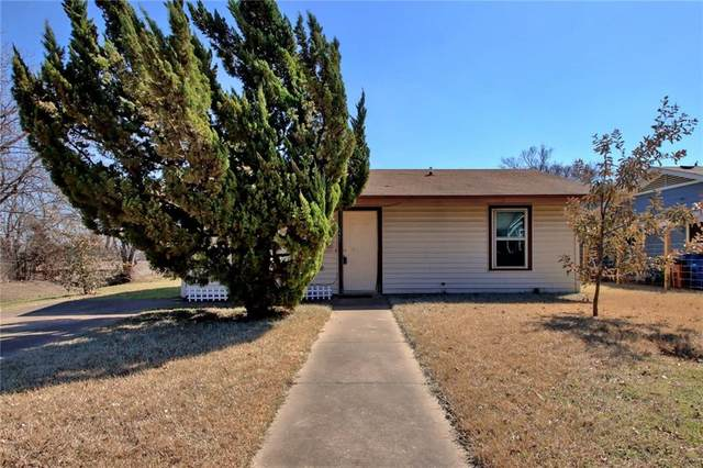 5415 Evans Ave, Austin, TX 78751 (#9014898) :: Papasan Real Estate Team @ Keller Williams Realty