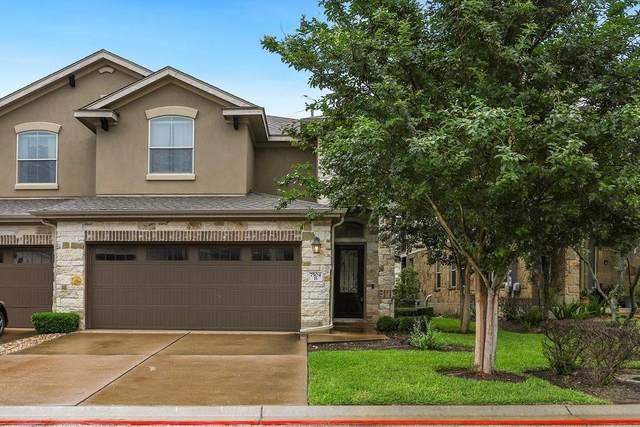 7504 Colina Vista Loop B, Austin, TX 78750 (#9016548) :: The Heyl Group at Keller Williams