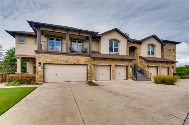 832 San Remo Blvd 31B, Lakeway, TX 78734 (#9018480) :: The ZinaSells Group