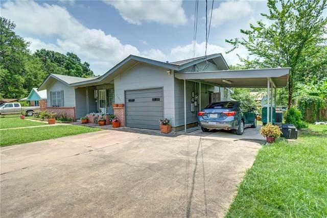 1406 8th St, Smithville, TX 78957 (#9020286) :: Papasan Real Estate Team @ Keller Williams Realty