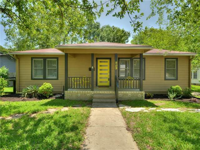 909 Ruth Ave, Austin, TX 78757 (#9021593) :: The Summers Group