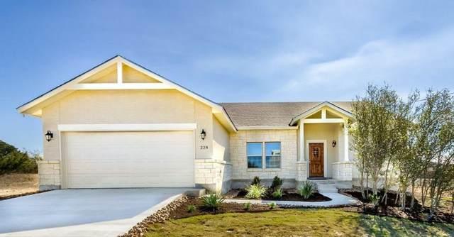 228 Hiram Cook, Blanco, TX 78606 (#9022554) :: Papasan Real Estate Team @ Keller Williams Realty