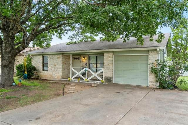 2209 Rifle Bend Dr, Georgetown, TX 78626 (MLS #9022675) :: Vista Real Estate