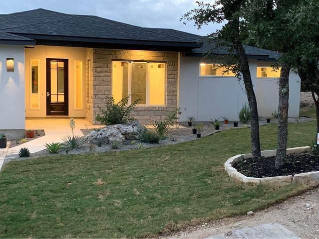 8525 Blueberry Cir, Lago Vista, TX 78645 (#9023004) :: RE/MAX Capital City