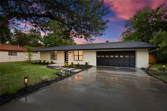 3005 Maplelawn Cir, Austin, TX 78723 (#9023051) :: The Perry Henderson Group at Berkshire Hathaway Texas Realty