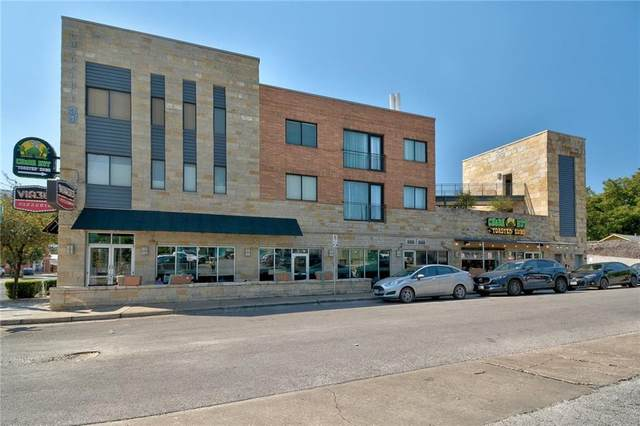 3016 Guadalupe St #214, Austin, TX 78705 (#9023624) :: The Perry Henderson Group at Berkshire Hathaway Texas Realty