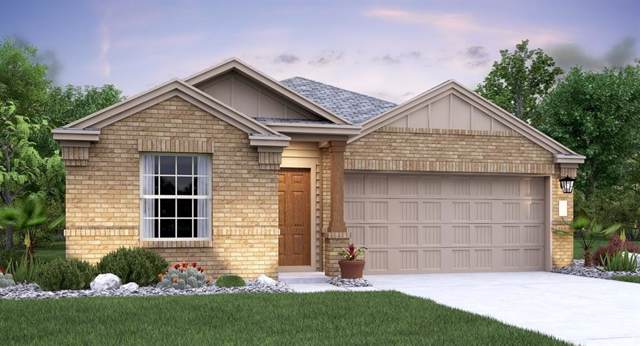 301 Cosmos Ln, Jarrell, TX 76537 (#9023997) :: The Gregory Group