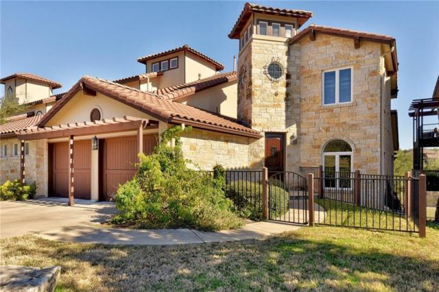 2601 N Quinlan Park Rd #601, Austin, TX 78732 (#9024338) :: Austin Portfolio Real Estate - The Bucher Group