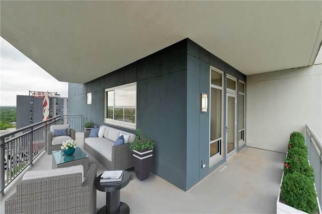 603 Davis St #1604, Austin, TX 78701 (#9025595) :: Sunburst Realty
