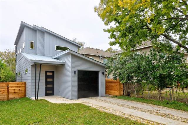 1174 Bedford St #1, Austin, TX 78702 (#9025998) :: The Heyl Group at Keller Williams