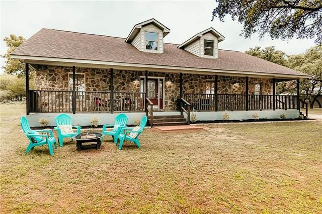 802 County Road 128, Burnet, TX 78611 (#9027722) :: The Heyl Group at Keller Williams