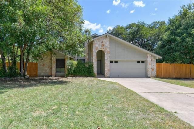 109 Spanish Oak Cir, Georgetown, TX 78628 (#9031143) :: Cord Shiflet Group