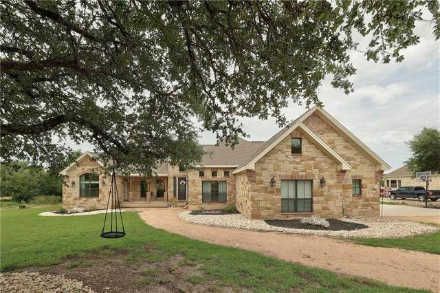 314 County Road 261, Georgetown, TX 78633 (#9033054) :: ORO Realty