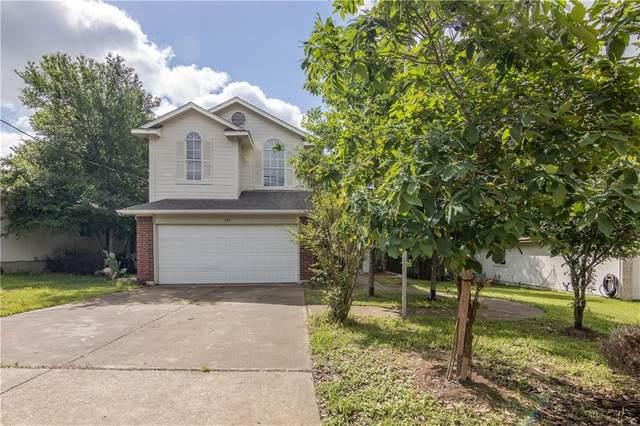 157 Oak River Dr, Cedar Creek, TX 78612 (#9033075) :: Ben Kinney Real Estate Team