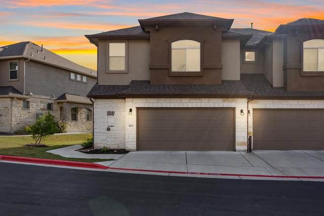 2880 Donnell Dr #3101, Round Rock, TX 78664 (#9034297) :: The Perry Henderson Group at Berkshire Hathaway Texas Realty