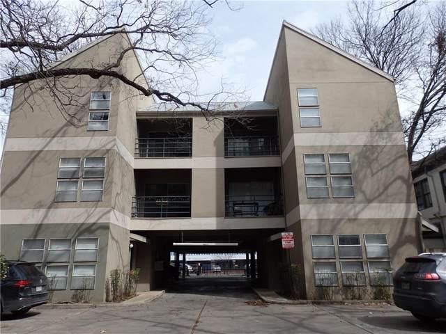 2311 Nueces St #202, Austin, TX 78705 (#9034677) :: Front Real Estate Co.