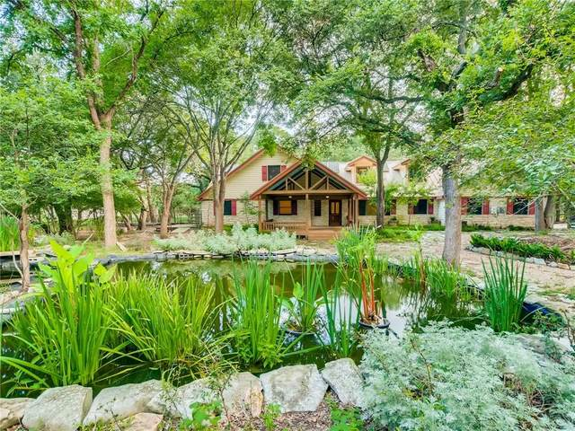 3803 Roble Grande Cir, Georgetown, TX 78628 (#9035788) :: Papasan Real Estate Team @ Keller Williams Realty