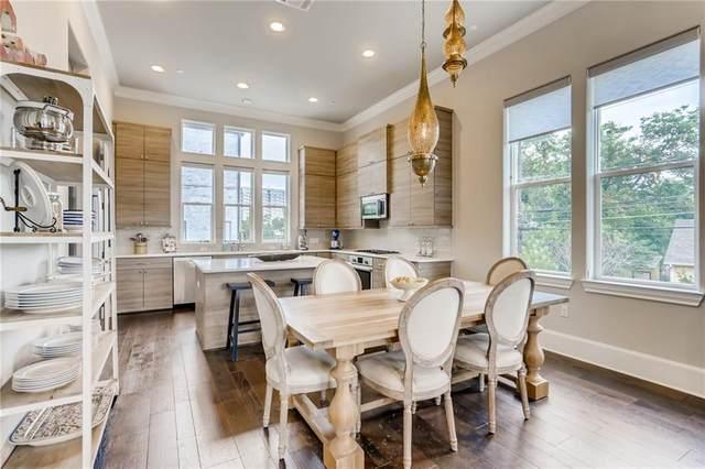 1158 Waller St, Austin, TX 78702 (#9037972) :: Papasan Real Estate Team @ Keller Williams Realty