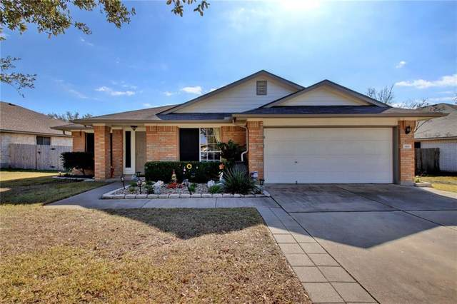 1411 Marsh Harbour Dr, Round Rock, TX 78664 (#9038654) :: Realty Executives - Town & Country