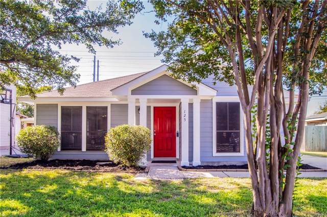 125 Blue Flax Ln, Pflugerville, TX 78660 (#9039082) :: The Heyl Group at Keller Williams