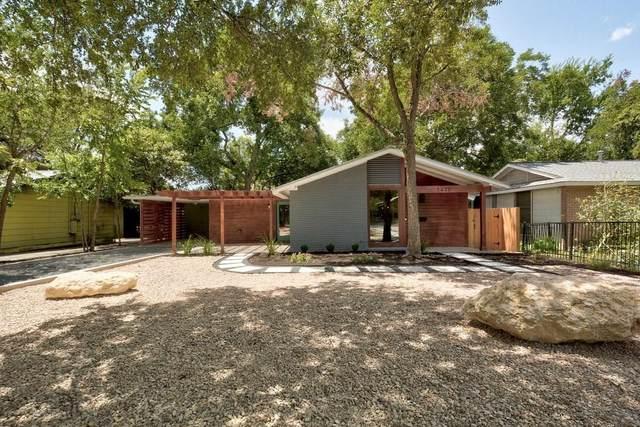 1415 Westmoor Dr, Austin, TX 78723 (#9045320) :: The Heyl Group at Keller Williams