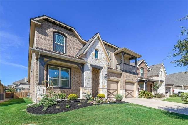 307 Tascate St, Georgetown, TX 78628 (#9049488) :: Papasan Real Estate Team @ Keller Williams Realty