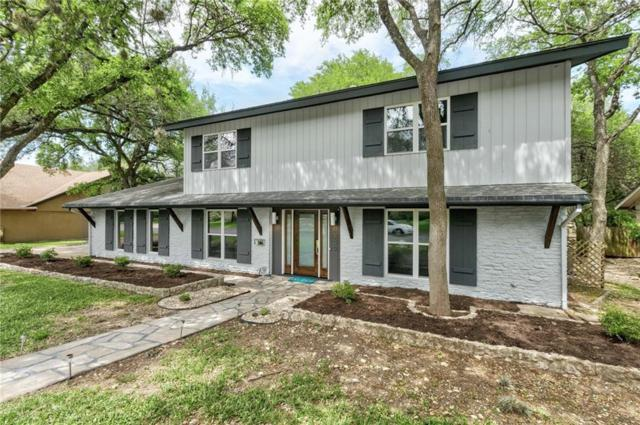 4300 Burney Dr, Austin, TX 78731 (#9049537) :: The ZinaSells Group