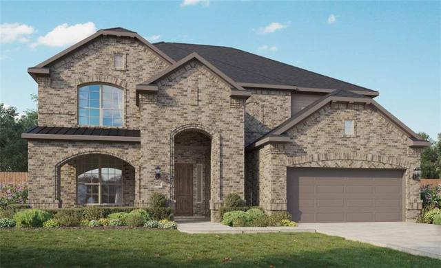 1408 Saddlespur Ln, Leander, TX 78641 (#9050384) :: The Gregory Group