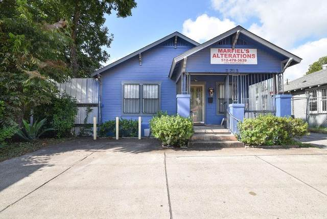 2703 E Cesar Chavez St, Austin, TX 78702 (#9051011) :: First Texas Brokerage Company