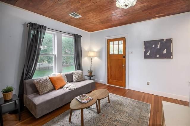1203 W 44th St, Austin, TX 78756 (#9051302) :: Papasan Real Estate Team @ Keller Williams Realty