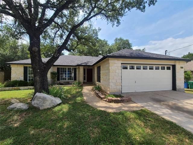 20607 Oak Rdg, Lago Vista, TX 78645 (#9054330) :: All City Real Estate