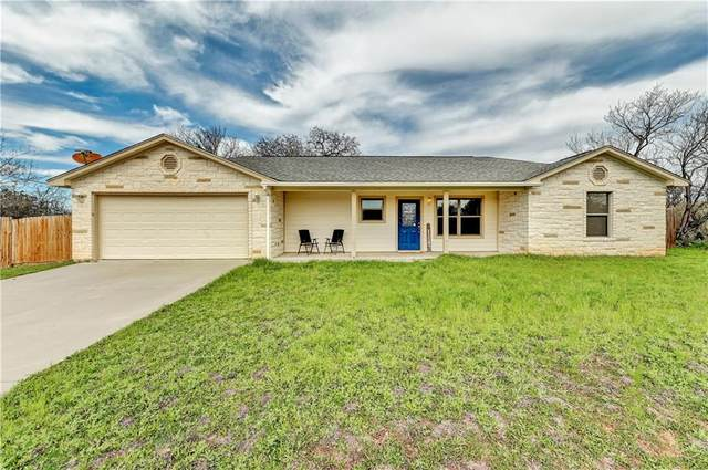 132 Lakewood Dr, Granite Shoals, TX 78654 (#9055881) :: 12 Points Group