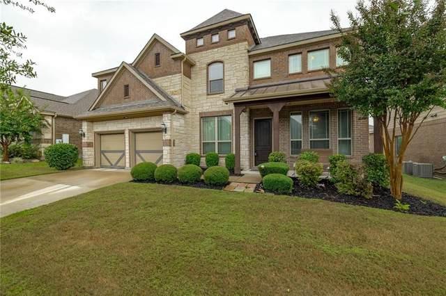 1210 Rowan Dr, Georgetown, TX 78628 (#9056006) :: Papasan Real Estate Team @ Keller Williams Realty