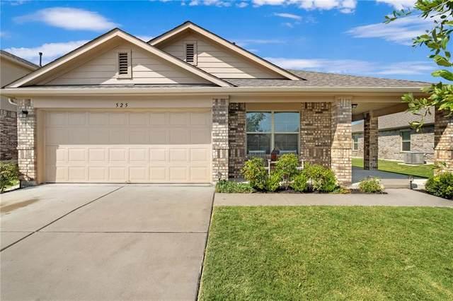 525 Kaluga Trl, Leander, TX 78641 (MLS #9057434) :: Green Residential