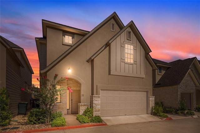 13001 Hymeadow Dr #11, Austin, TX 78729 (#9057590) :: Lancashire Group at Keller Williams Realty