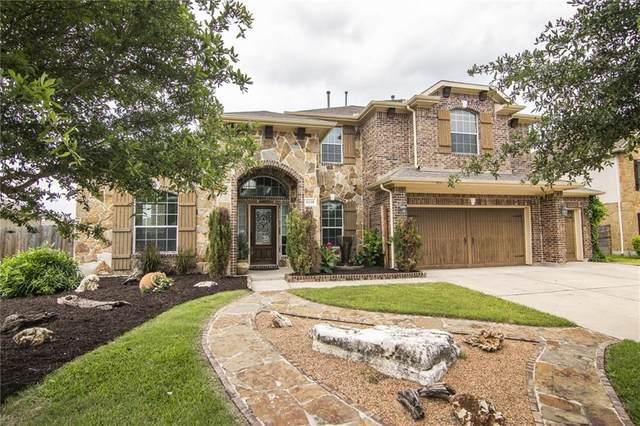 1116 Enclave Way, Hutto, TX 78634 (MLS #9060206) :: Brautigan Realty