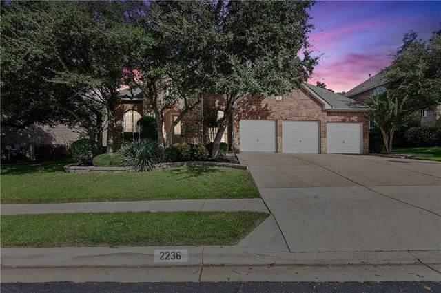 2236 Fernspring Dr, Round Rock, TX 78665 (#9061024) :: Papasan Real Estate Team @ Keller Williams Realty
