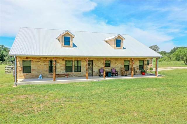 2115 County Road 309, Lexington, TX 78947 (#9064216) :: The Perry Henderson Group at Berkshire Hathaway Texas Realty