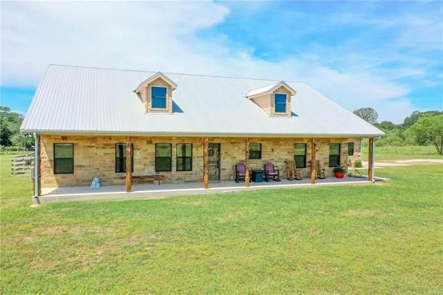 2115 County Road 309, Lexington, TX 78947 (#9064216) :: Papasan Real Estate Team @ Keller Williams Realty