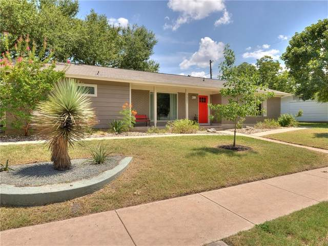 7601 Northcrest Blvd, Austin, TX 78752 (#9067079) :: Papasan Real Estate Team @ Keller Williams Realty