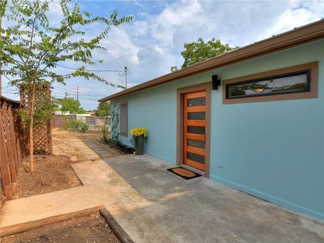 1717 Rosewood Ave, Austin, TX 78702 (#9068668) :: Papasan Real Estate Team @ Keller Williams Realty