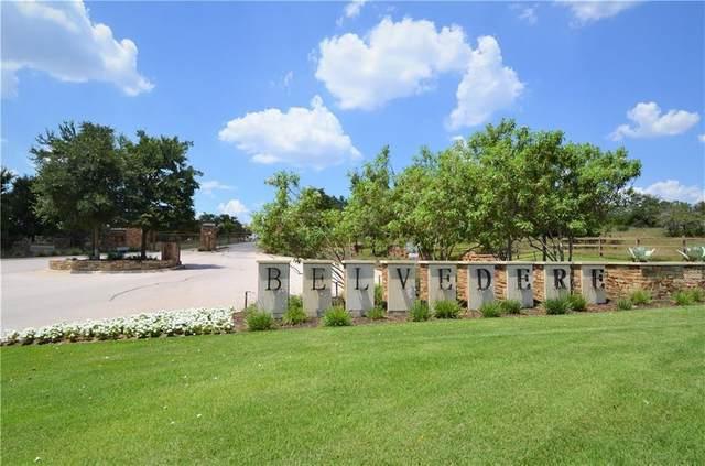 8132 Magnolia Ridge Cv, Austin, TX 78738 (#9072012) :: The Perry Henderson Group at Berkshire Hathaway Texas Realty