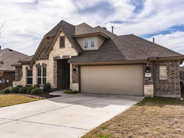 105 Mount Ellen St, Hutto, TX 78634 (#9073456) :: 12 Points Group