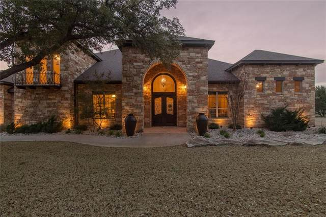 1402 Indian Pass, Salado, TX 76571 (#9076755) :: The Perry Henderson Group at Berkshire Hathaway Texas Realty
